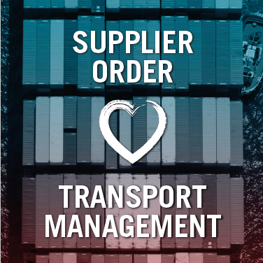 Se inspelningen från webinariet om Supplier Order & Transport Management!