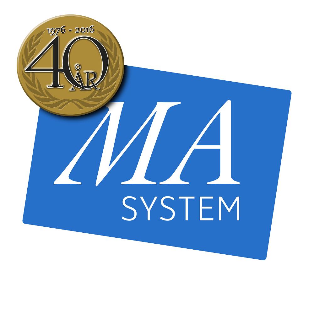 Historien om MA-systems 40 år!
