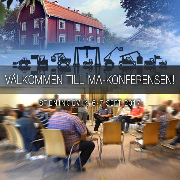 MA-konferensen – mötesplatsen för dig som vill lära dig mer!
