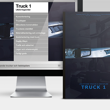 Truck 1-materialet har kommit i en ny version
