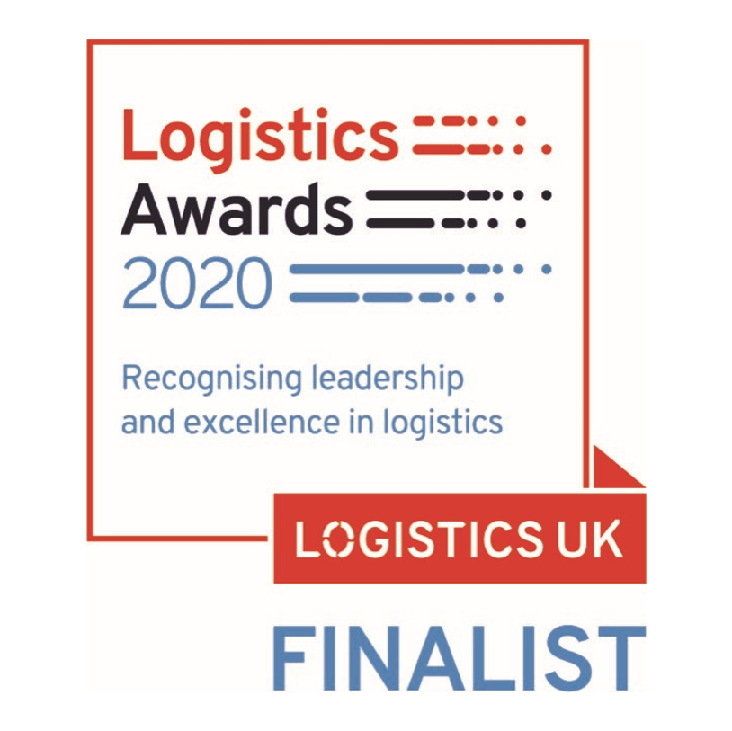 "eTruck nominated for ""Most Innovative Product of the Year"" in the UK Logistics Awards"