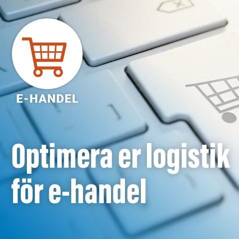 Få ett vinnande logistikflöde i din e-handel
